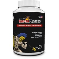 Spartan Physique: Thermogenic Weight Loss Supplement For Men & Women - Best