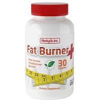 Reduxa Fat Burner PLUS Natural Weight Loss Supplement, 30 Count