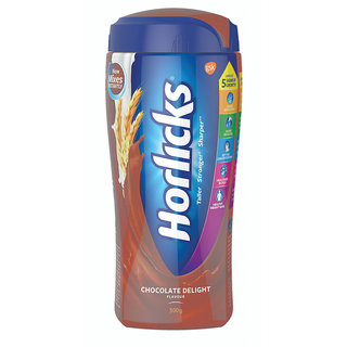 Chocolate Horlicks 500gm Jar