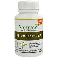 PROTIVEA'S GREEN TEA EXTRACT CAPSULES  500 Mg X 90 CAPSULES