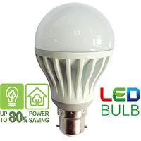 LED Bulb 5W 2 Pcs & 7W 2 Pcs White