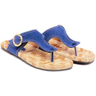 Ten Smart Blue Slippers
