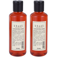 Khadi Sandalwood & Honey Soothing Herbal Body Wash (Twin Pack) (420 Ml) [CLONE] - 5237900