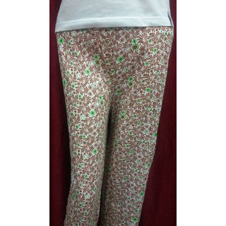 Attractive & Cozy 100% Knitted Cotton M & L Size Girls Trouser/ Pajama
