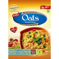 Easy Oats - Masala Magic - 25 Pouches For 25 Servings
