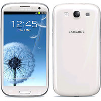 Imported Samsung Galaxy S3 I535 CDMA / GSM Slot Phone With Free Flip Cover