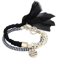 Young & Forever  Inspired Black Beauty Bracelet For Women By CrazeeMania