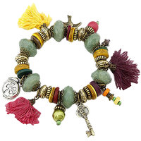 Young & Forever  Eternal Charm Beads Bracelet For Women By CrazeeMania