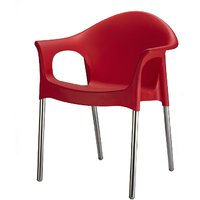 Nilkamal Novella Chair Ns09-Red