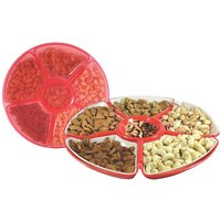 Oliveware Flower Snack And Dry Fruit Candy