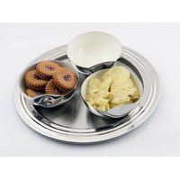 Magpie  Set Of 3 Nut Bowl With Tray Model 108 Offer For Limited Period Till Stocks Last