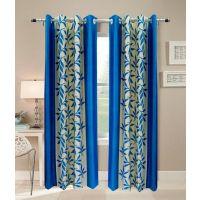 Sai Arpan's Premium Door Curtain - (4x7)