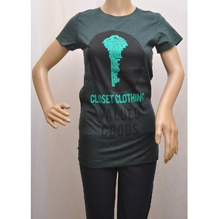 "T Shirt Timberland Short Sleeve Dark Green Size ""XS"""