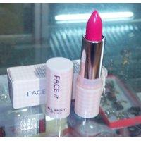 Face It - Lipstick - Hot Pink Lipstick