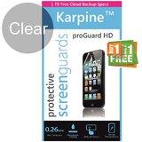 Karpine Micromax Canvas Turbo A250 Screen Guard Clear