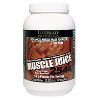 Ultimate Nutrition Muscle Juice- 2.25 Kg Chocolate