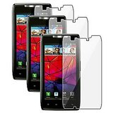 (PACK OF 3) SCREENGUARD FOR Nokia 808 PureView