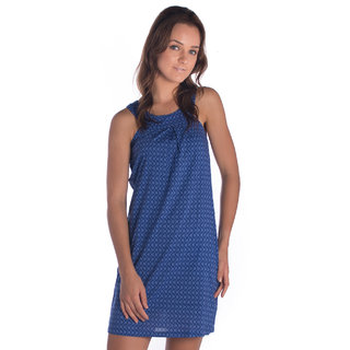 Bombay High Cotton Blue Regular Dress
