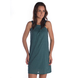 Bombay High Cotton Green Regular Dress