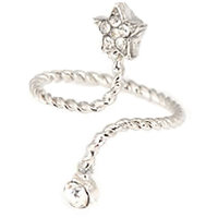 Young & Forever Sea Star Diamonte Ring For Women By CrazeeMania