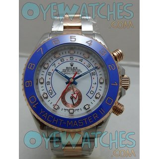 Rolex Yacht Master II Mens Swiss Watch [CLONE]