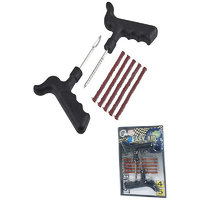 Car -Bike TubelessTyre  Puncture Repair Kit
