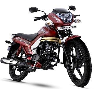 Mahindra Centuro Rockstar - Red