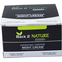 Oxygenating Energizer Night Cream