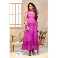 Fabboom the new latest disigner anarkali suit
