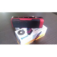 XPro BlueZik Bluetooth Speaker With Mic , Fm . And 4000mAh Power Bank