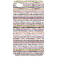 Tribal Pattern Print Back Cover Case For Apple IPod Touch 4