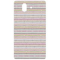 Tribal Pattern Print Back Cover Case For Sony Xperia Z L36H