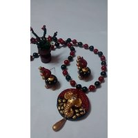 Trendy Uniqe Ganesh Terracotta Jewellery 43% OFFERS Awesome