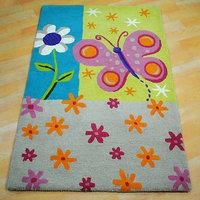 Kids Carpet BUTTERFLY (80 x 120cm)