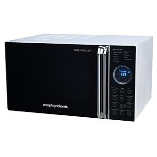 Morphy Richards MWO 25 CG DLX Grill 25 Litres Microwave