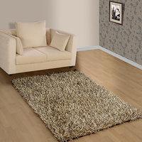 Shaggy Carpet SWITZERLAND-Silver (80 x 150cm)