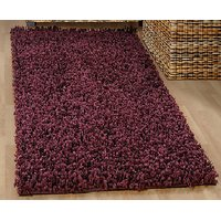 Shaggy Carpet VERONICA-Plum (100 x 150cm)