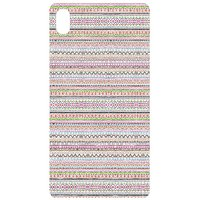 Tribal Pattern Print Back Cover Case For Sony Xperia Z1 / L39H