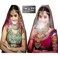 003 FESTIVE OFFER-NEW COMBO OFFER FOR BRIDAL SET