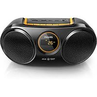 PHILIPS AT10 BLUETOOTH SPEAKER (Black)+Manufacturer Warranty+Vat Bill