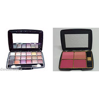 BR BLUSHER KIT = 4 Blusher Shades + Eye Shadow 18 In 1
