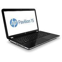 HP Pavilion 15 E002AU 15.6 Inch Laptop Metallic Black