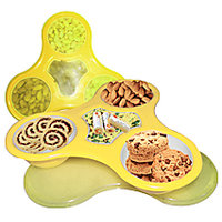 Oliveware Designer Snack And Dry Fruit Candy