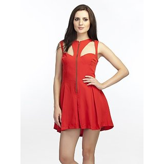 Schwof Red Chic Dress