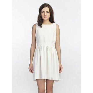 Schwof Full Back Lace Dress