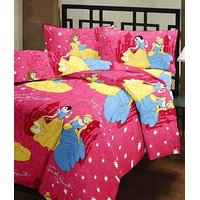 SnatchRate AllOver Barbie Design AC Dohar/Duvet/AC Blanket