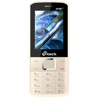 Mtech M15I PLUS 16 Gb GOLD Mobile Phone WITH INBUILT WHATS APP
