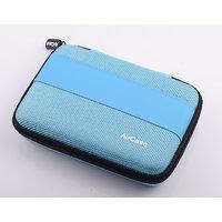 Air Case Hard Disk Case For External Hard Disk 2.5 Inch Sky Blue