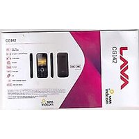 LAVA GC 142 CDMA + GSM Mobile Phone For TATA Reliance MTS