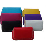 Premium PU Leather Flip Flap Pouch Case Cover For Micromax  X281 (PU3)